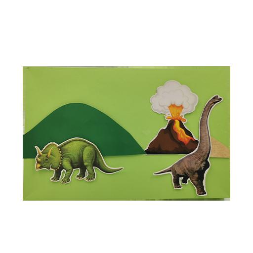 Desayuno Dinosaurio 1