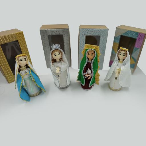 Virgen completas 2